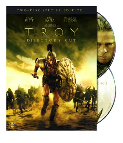 Troy - Director's Cut  DVD