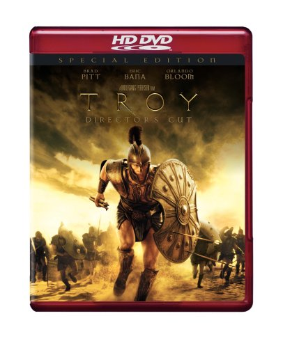 Troy - Director's Cut [HD DVD] DVD