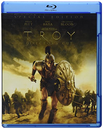 Troy - Director's Cut [Blu-ray] DVD