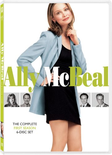 Ally McBeal Season 1 cover