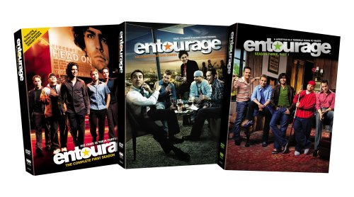 Entourage: The Complete Seasons 1-3 DVD