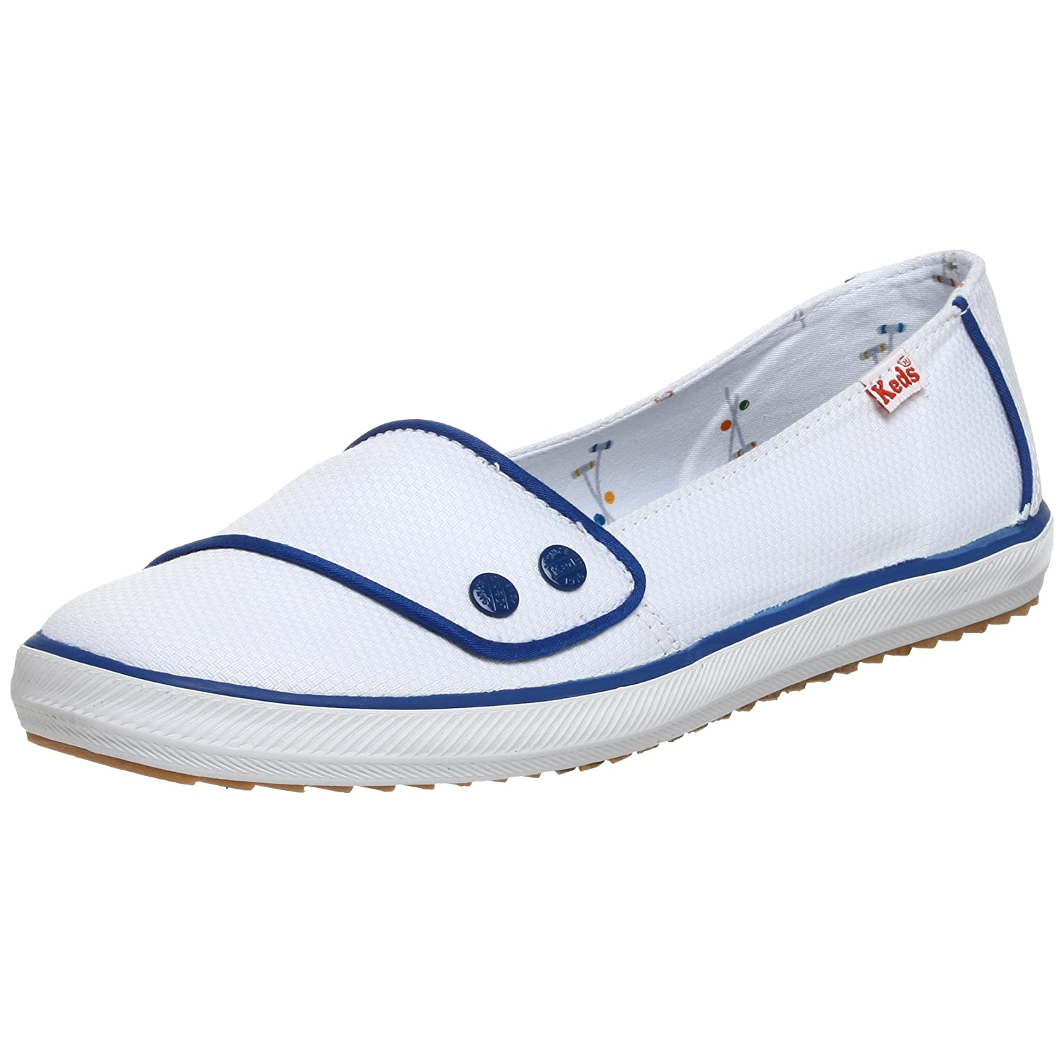 Keds Women's Champion Chatham Strap Mini Slip-on - Free Overnight Shipping & Return Shipping: Endless.com :  slip on chatham retro keds