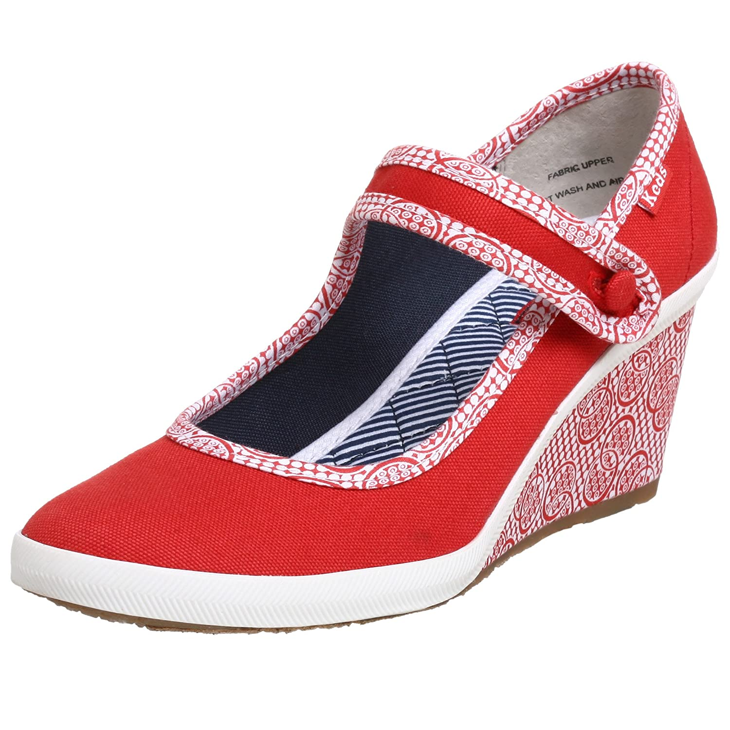 Keds Women's Midnight Wedge - Free Overnight Shipping & Return Shipping: Endless.com