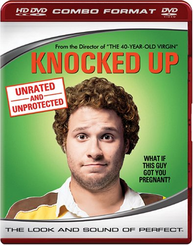 Knocked Up [HD DVD] DVD