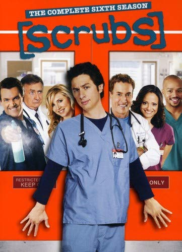 Scrubs - Season 6 DVD