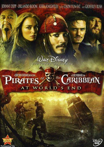 Pirates of the Caribbean: At World's End Single-Disc Edition
