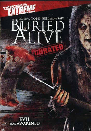 Buried Alive DVD