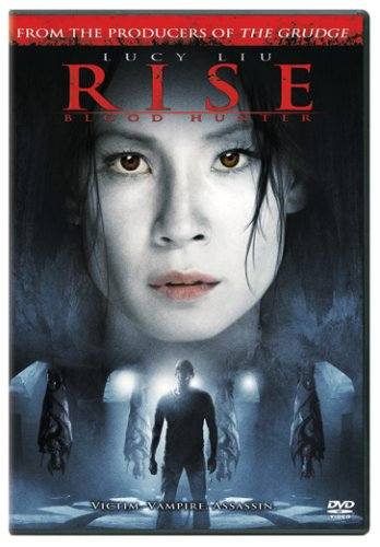 Rise - Blood Hunter DVD