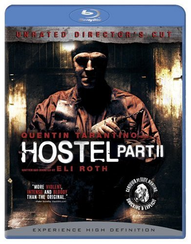 Hostel: Part II [Blu-ray] DVD