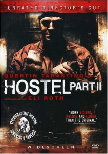 Hostel: Part II  DVD