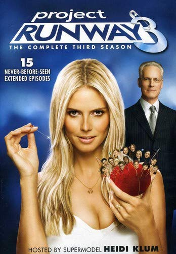 Project Runway - The Complete Third Season DVD