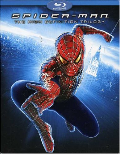 Buy The spiderman dvd