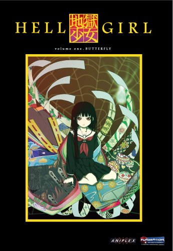 Hell Girl DVD 1 cover