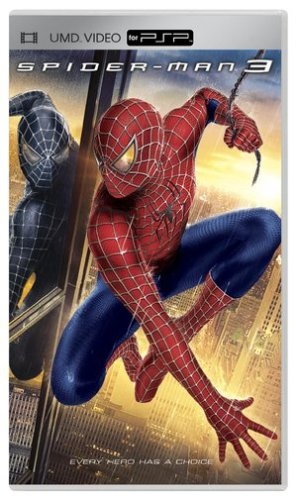 Spider-Man 3 [UMD for PSP] DVD