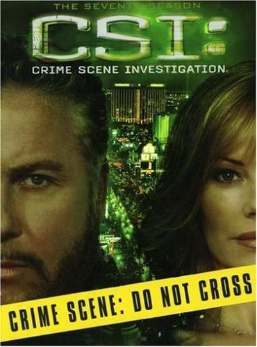 C.S.I. Crime Scene Investigation - The Complete Seventh Season DVD