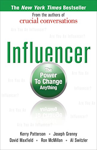 Book Influencer = The Power To Change Anything