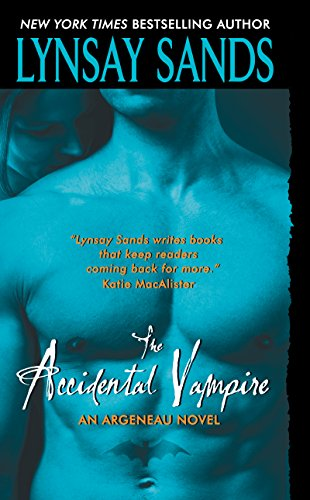 Book The Accidental Vampire