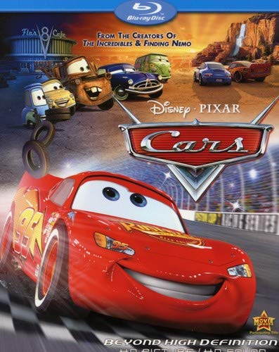 Cars [Blu-ray] DVD