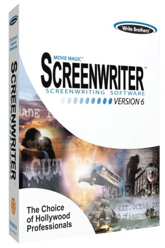 Buy Movie magic screenwriting program