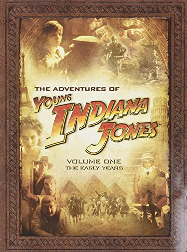 Buy The young indy 1 dvd