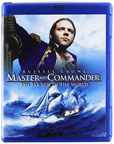 Master and Commander: The Far Side of the World [Blu-ray] DVD