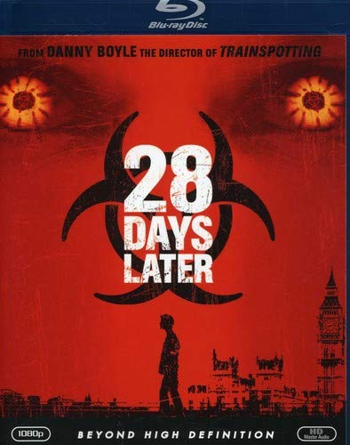 28 Days Later [Blu-ray] DVD