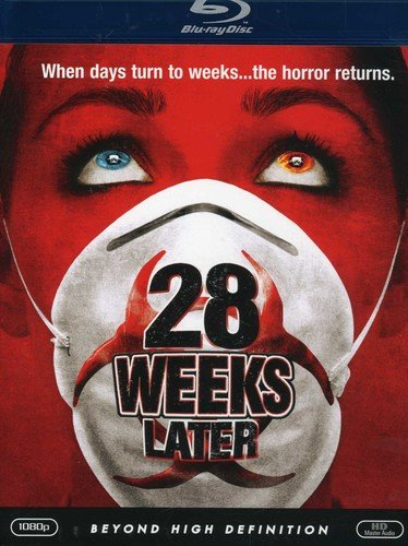 28 Weeks Later [Blu-ray] DVD