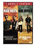 "Will Smith and Martin Lawrence star in this over the top action film, ""Bad Boys."""