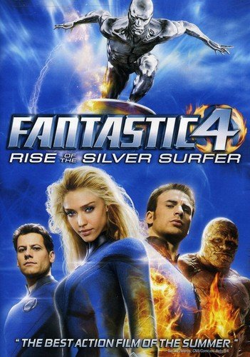 Fantastic Four - Rise of the Silver Surfer  DVD