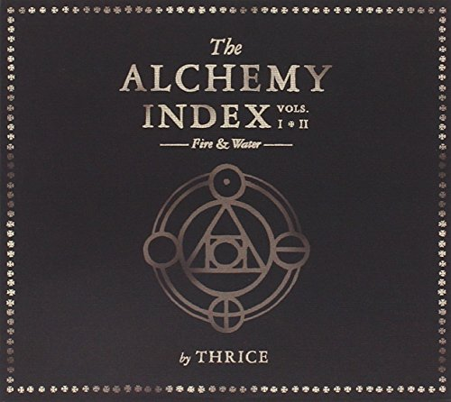 The Alchemy Index: Volumes I & II - Fire & Water