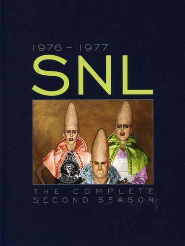 Saturday Night Live: The Complete Second Season, 1976-1977 DVD