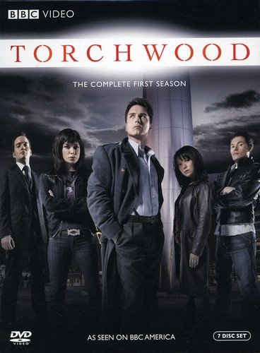Torchwood: The Complete First Season DVD