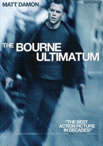Buy The Bourne Ultimatum DVD