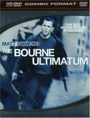 The Bourne Ultimatum [HD DVD] DVD