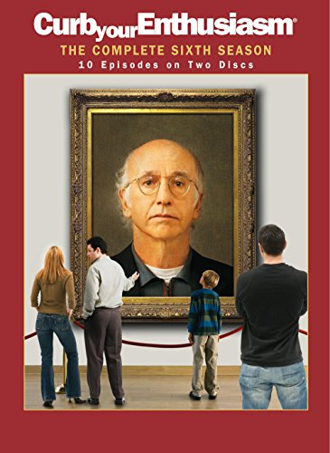 Curb Your Enthusiasm: The Complete Sixth Season DVD