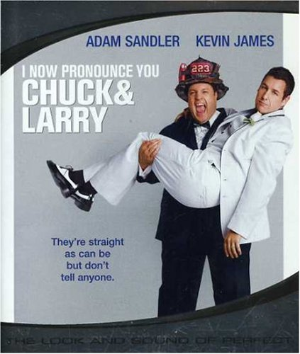 I Now Pronounce You Chuck & Larry  DVD