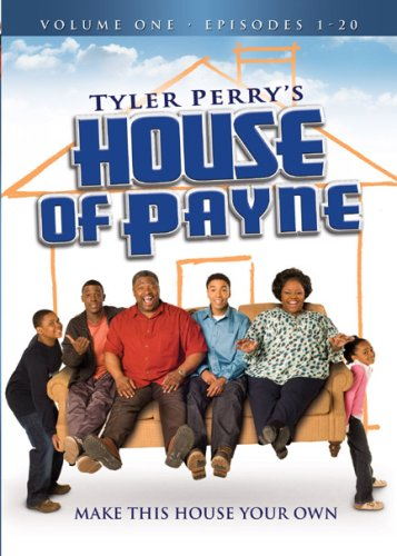 House Of Payne - Volume One, Episodes 1-20 DVD