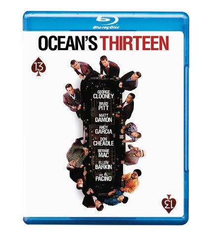Ocean's Thirteen [Blu-ray] DVD