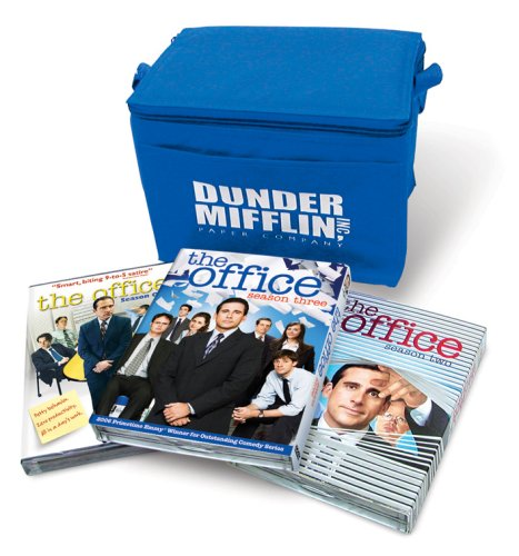 The Office - Seasons 1 - 3 with Lunchbag DVD