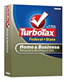 TurboTax Home & Business Federal + State 2007