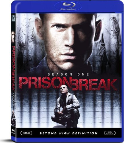 Prison Break - Season 1 [Blu-ray] DVD