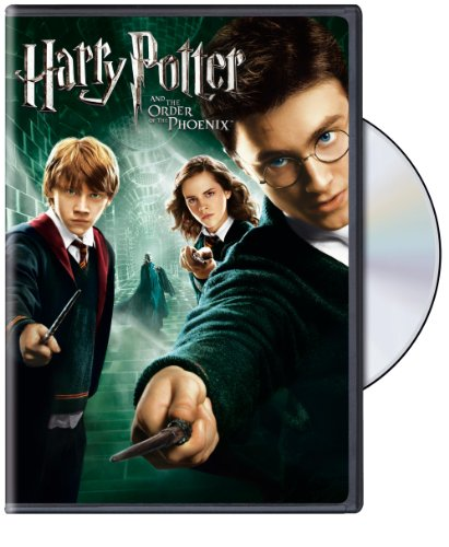 Harry Potter and the Order of the Phoenix Widescreen Edition