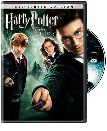 Harry Potter and the Order of the Phoenix Full-Screen Edition