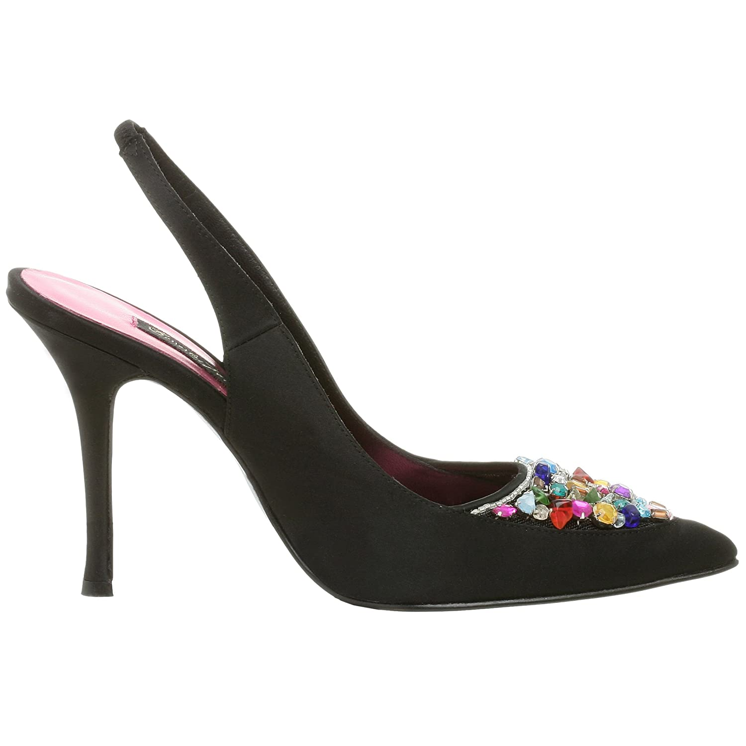 Endless.com: Beverly Feldman Women's Rock-On Slingback Pump: Categories :  pumps gems jeweled beverly feldman