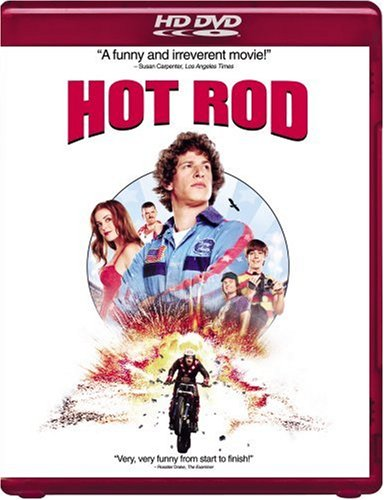 Hot Rod [HD DVD] DVD