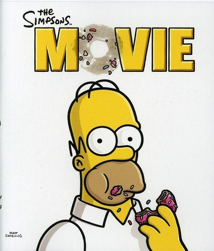 The Simpsons Movie [Blu-ray] DVD
