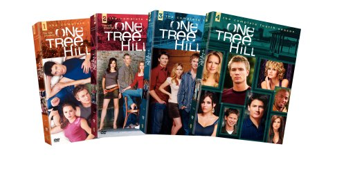 One Tree Hill: The Complete Seasons 1-4 DVD