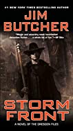 Book Cover: Storm Front by Jim Butcher