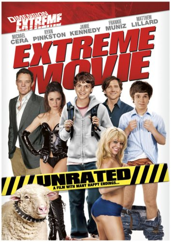Extreme Movie DVD