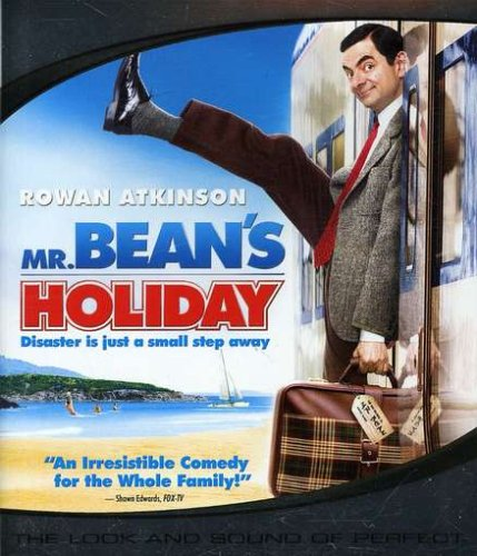 Mr. Bean's Holiday [HD DVD] DVD
